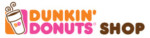 Dunkin' Donuts Shop coupon code