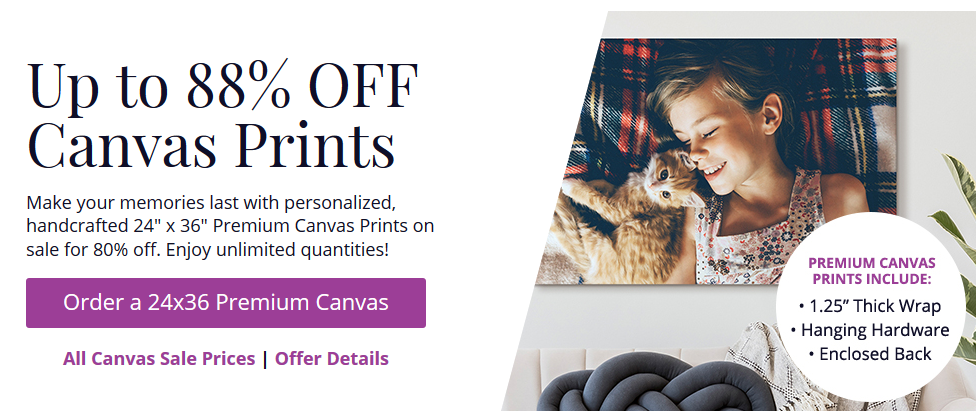 Canvas on Demand Offers