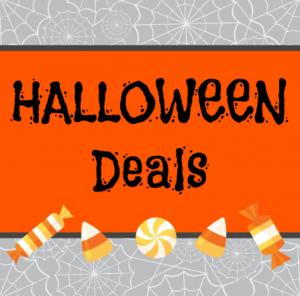 Halloween Deals coupon codes