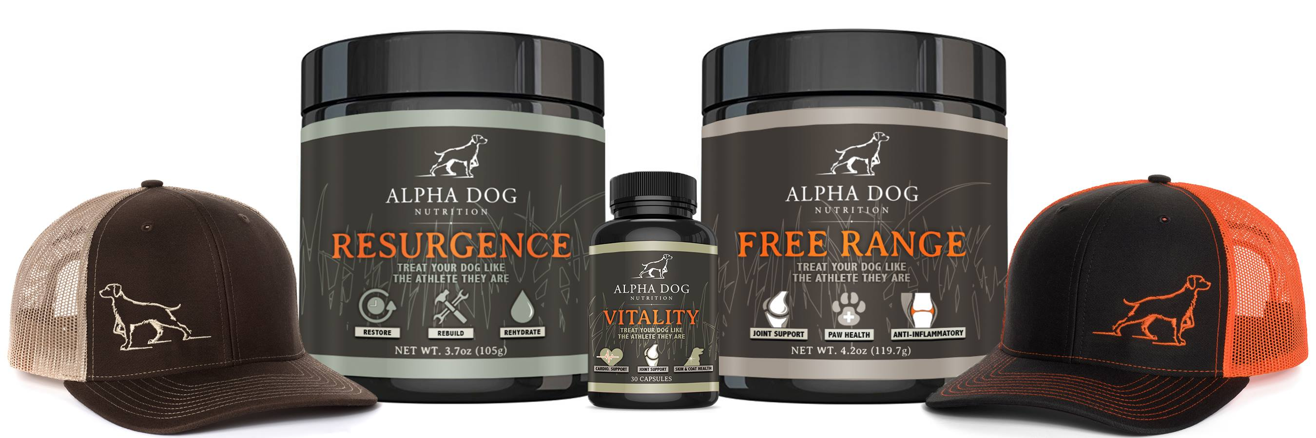 Alpha Dog Nutrition Spread