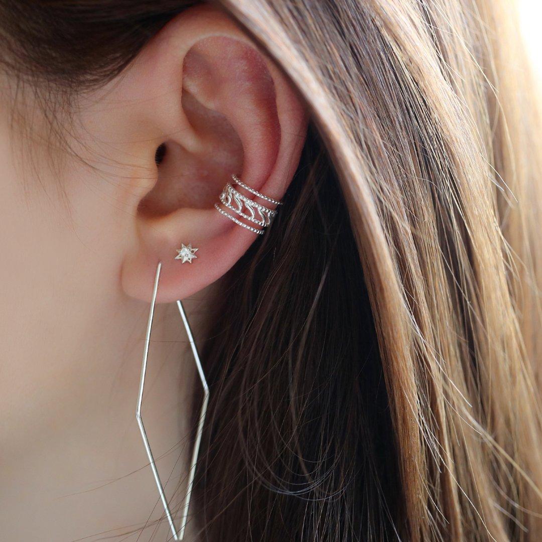 Cuff Earring 2k19