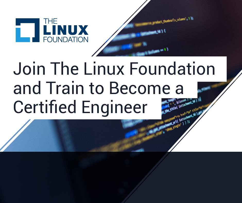 Join The Linux Fundation and Become Certified Engineer