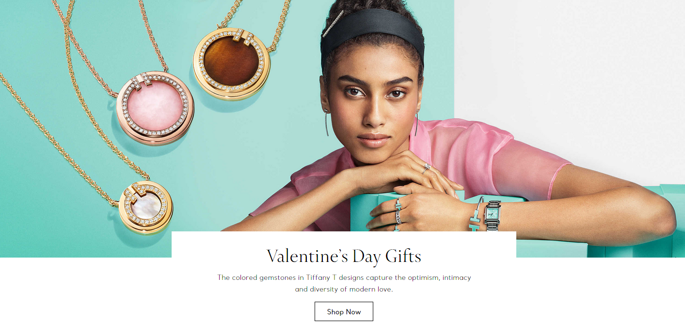 tiffany valentines gifts