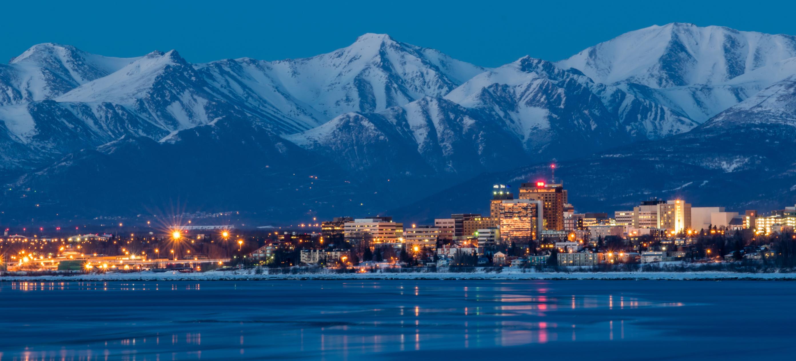 Anchorage Tour