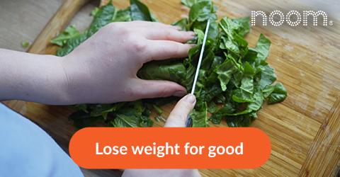 Noom Lose weight food